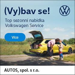 Volkswagen – jarní servis
